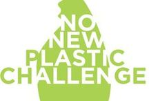 Going Plastic Free / How to live life without plastic so we can reduce waste in our oceans. / by Kimberley Cameron