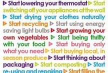 Thrifty Living / How to live life on a budget with less waste / by Kimberley Cameron