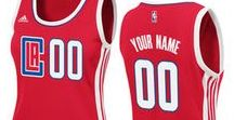 Custom Apparel / Customize gear from your favorite NBA team by visiting the NBA Store!