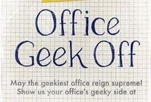 geek off / by Belén
