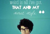 For the IT Crowd / by Kimberley Cameron