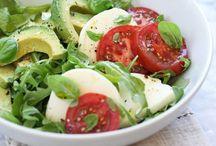 Salads / by Kimberly Felix - Realtor
