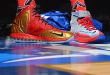 All-Star Kicks / Fresh footwear from the All Star Game