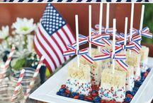 Fourth of July / by Kimberly Felix - Realtor