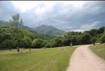 Teverga Parque de la Prehistoria / Asturias rual.
