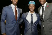 2014 Draft Fashion / Who was the best dressed at the 2014 NBA Draft? Check out the fashion worn by the NBA's future stars!