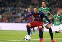Sandro / by FC Barcelona