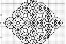 Blackwork and embroidery inspiration