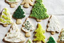 Christmas Cookies / New recipes to try with my favorite little cookie monsters during the holidays...