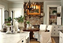 Kitchen Ideas for the New House / From the ground up we will be trying to build a new house that has old house charm.