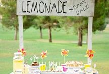 Sweet Summertime / Ideas for celebrating summer and having fun in the sun!