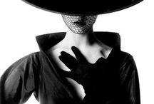Glamour Hollywood - Vintage / Retro editorial - Miami Living