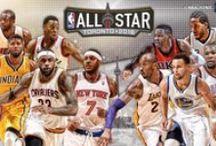 2016 #NBAAllStarTO / Official Pinterest Board of 2016 NBA All Star Weekend
