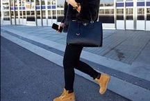 Women's Style Inspiration / Outfit inspiration for your Timberlands