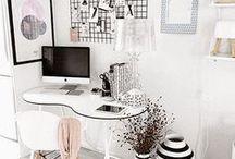 Office Room / office,desk,officebookcase