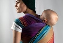 Baby wearing / We love baby wearing. We feel it promotes a special relationship between you and your baby. All things baby wearing. Rock on!!!