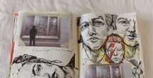 artbooks, sketchbooks and other-books