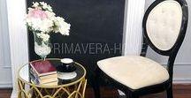 Krzesła Tapicerowane | Upholstered Chairs