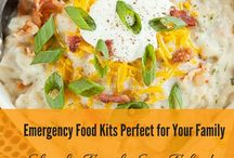 Emergency Food Supplies for Families