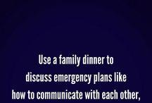 Family Preparedness Tips