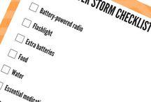 Natural Disaster Preparedness
