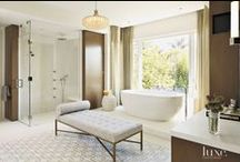 Bathrooms / How would you like to recreate a spa in your house? The ultimate bathroom awaits.... / by Lisa | Authentic Suburban Gourmet