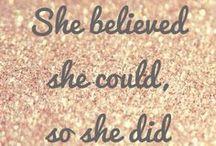 Pretty words / by Jenna Hale