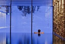 Spa / Images from the most exquisite spas around the world.
