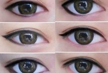 Make Up / お化粧