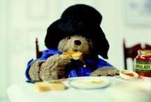 Paddington Bear  / くまのパディントン