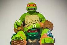 Jonathan's Lego Love / by Dina Cordero