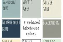 PAINT COLORS / by From the Cottage