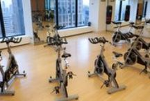 Metropolitan Club Fitness Center / by Metropoltian Club Chicago