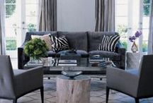 Living Rooms / by Lisa | Authentic Suburban Gourmet
