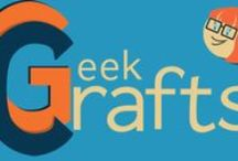 GEEK CRAFTS / I am opening up this board for those of us crafty geeks/nerds out there if you would like to be a part of this board please post a comment for me :) Happy Crafting!
