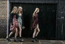 grunge - fall 2013 / by Botica Pop