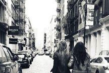 City Life / by Stephanie Toste