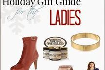 Gift Guide Ideas / Ideas for buying gifts for everyone and anyone in your life.