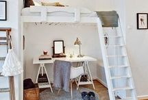 Spaces   SMALL /  Big ideas for your small space.