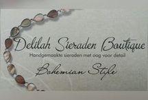 Bohemian style / Mooie handgemaakte sieraden met of zonder veren.  Beautiful handmade jewelry with or without feathers. https://www.oorbellenboutique.nl