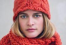 Masche 2015 - stricken/knitting / Strick Dich glücklich: Mützen, Schals, Pullover, Mäntel - modische Strickideen für Herbst und Winter