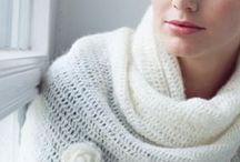 Schals und Co. / Modische Accessoires für die kalte Jahreszeit - für Große und Kleine, gestrickt, genäht und gehäkelt. Alle Anleitungen gibt's zum kostenlosen Download auf www.initiative-handarbeit.de!