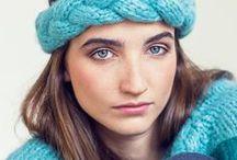 Kollektion Herbst/Winter 2014/15 / Strickeln, häkeln und nähen: Aktuelle Modetrends zum Selbermachen. Alle Anleitungen findet Ihr kostenlos auf unserer Webseite.