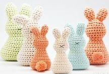 DIY-Osterideen / Ostern selbstgemacht: Unsere Lieblingsinspirationen rund ums Nähen, Stricken, Basteln und Backen!