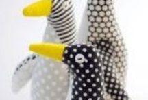Kreative Ideen für Kids / Nähen, stricken, sticken ... für Kinder: Die schönsten Ideen - gefunden im Netz