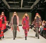 Trendmodenschau h+h cologne 2016 / Die DIY-Modetrends für den kommenden Herbst und Winter - live auf der Trendmodenschau der Initiative Handarbeit auf der h+h cologne.