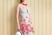 Lieblingskleider / Unsere Kleider-Favoriten zum Nähen, Stricken und Häkeln
