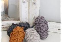 Herbst-DIYs / Willkommen in der gemütlichen Jahreszeit - mit jeder Menge Herbst-Ideen zum Häkeln, Nähen, Stricken, Sticken, Malen, Backen und Basteln!