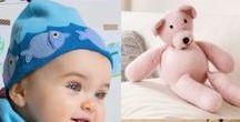 Einfach zucker - Baby-Geschenke selbermachen / Süße und originelle DIY-Ideen für Babys - zum Stricken, Nähen und Häkeln. Alle Anleitungen findest Du kostenlos auf www.initiative-handarbeit.de