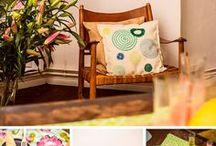 Frühling! / Wir holen uns die Sonne ins Haus - mit den schönsten Selbermach-Ideen für das Frühjahr!